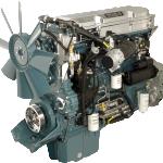 zaawansowany model silniku detroit z wiatrakiem