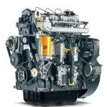 rozbudowany model silnika JCB