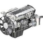 nowoczesny i rozerany silnik liebherr