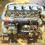zdjecia przez wykonaniem naprawa silników liebherr