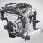srebny silnik mercedes po naprawie