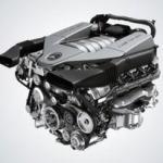 sprawny silnik mercedes z nowego modelu